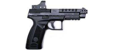 GIRSAN MC 9 TACTICAL Pistol, 9X19mm, 5″ Barrel, WRED DOT Combo