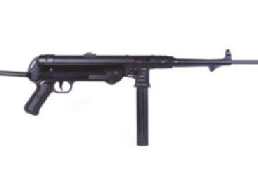 GSG MP40 9mm Semi-Automatic Rifle - Non-Restricted