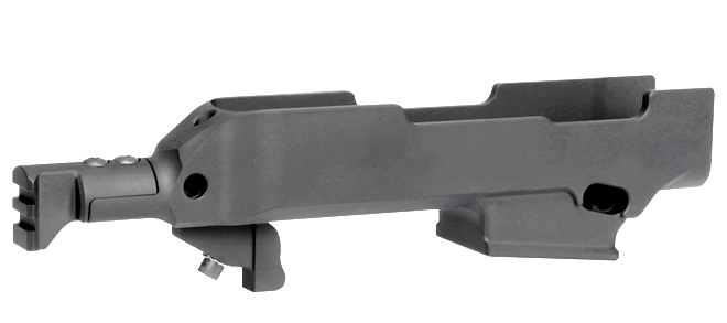 MI Chassis Compatible w/ Ruger PC Carbine, Railed for Side Folder