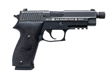 SIG SAUER P220 .45 AUTO 4.6″ 40TH ANNIVERSARY