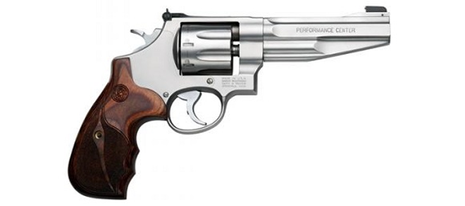 Smith & Wesson 627 Performance Center Revolver 357 Mag, 5-Rangeview sports Canada