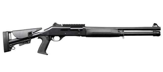 Sulan Arms Tac-12 12Ga, 18.5″, Black