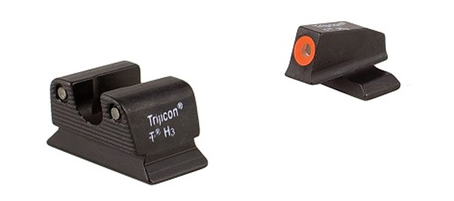 Trijicon HD™ Night Sights- Beretta PX4 – Orange