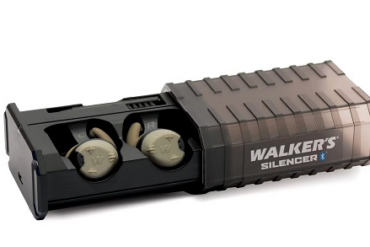 Walker's Silencer R600 Rechargeable Ear Buds