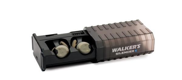 Walker's Silencer R600 Rechargeable Ear Buds
