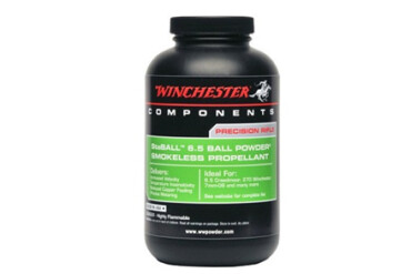 Winchester StaBALL 6.5 Ball Powder – 1lb