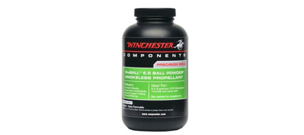 Winchester StaBALL 6.5 Ball Powder – 1lb