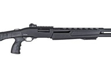 Pallas P-TAC Pump Action Sport Shotgun, 3″ 12Ga, 14″ BRL
