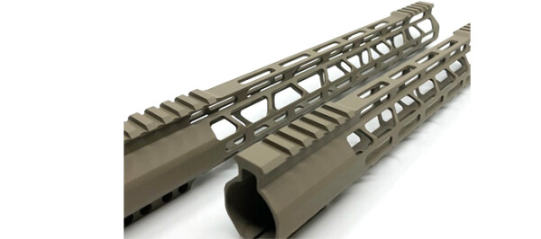"MTAC MLOK AR15 Handguard - 15"""