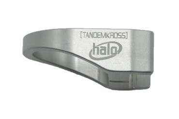 "TandemKross ""Halo"" Charging Ring Ruger MKIII, MKIV & 22/45 - Silver"