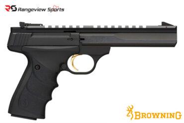 Browning Buck Mark Contour URX Pistol, 22 LR 5-1-2- Barrel rangeviewsports canada