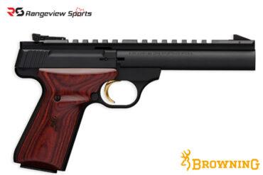 Browning Buck Mark Field Target Pistol, 22 LR