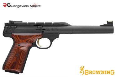Browning Buck Mark Hunter Pistol, 22 LR rangeviewsports canada
