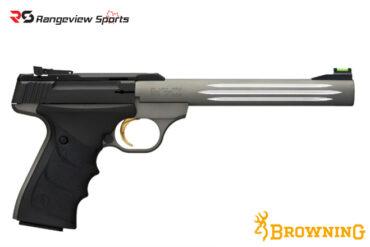 Browning Buck Mark Lite Gray URX Pistol, 22 LR 7 1-4 Barrel rangeviewsports canada