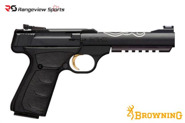 Browning Buck Mark Lite UFX Pistol, 22 LR rangeviewsports canada