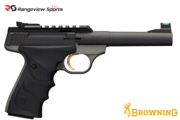 Browning Buck Mark Plus Practical URX Pistol, 22 LR rangeviewsports canada