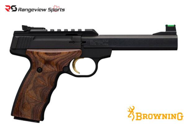 Browning Buck Mark Plus UDX Pistol, 22 LR rangeviewsports canada