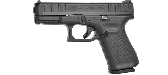 Glock 44 Pistol .22LR – Black RANGEVIEW SPSORTS CANADA