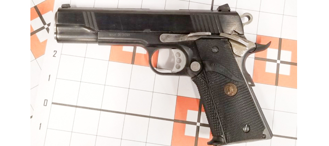 Norinco NP29 M-1911A1 9mm Pistol, 5″ Barrel