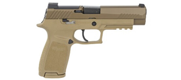 Sig Sauer P320-M17, 9mm Luger, 4.7- Barrel, W-O Manual Safety rangeview sports canada