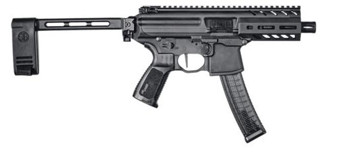 Sig Sauer, SIGMPX, 9mm Pistol, 4.5- Black rangeview sports canada