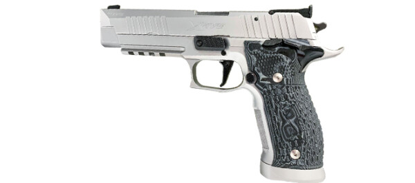 sig sauer X-5 Supermatch 9mm RANGEVIEW SPORTS CANADA