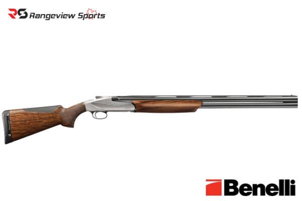 Benelli 828U Shotgun, Nickle 3″ 12 Ga 28″ Barrel Rangeviewsports Canada