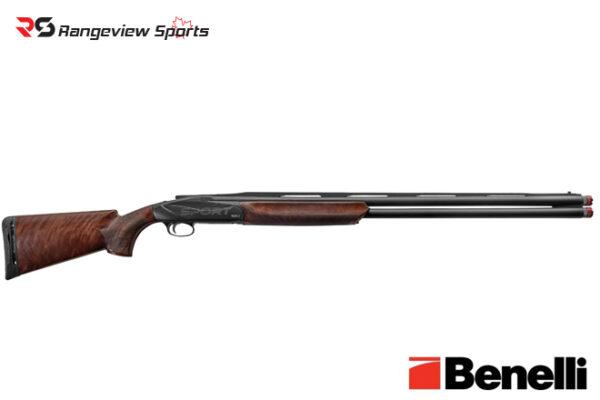 Benelli 828U Sport Shotgun, Black 3″ 12 Ga 30″ Barrel Rangeviewsports Canada