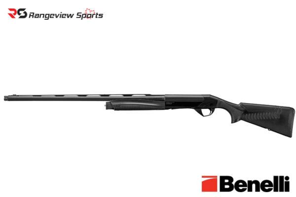Benelli Super Black Eagle 3 Shotgun, Left Hand Black 3 1:2″ 12 Ga 28″ Barrel Rangeviewsports Canada