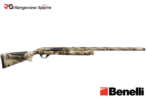 Benelli Super Black Eagle 3 Shotgun, Marsh 3 1:2″ 12 Ga 28″ Barrel Rangeviewsports Canada