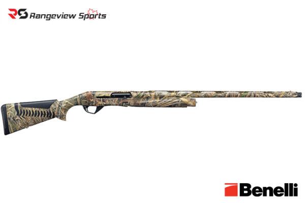 Benelli Super Black Eagle 3 Shotgun, Max-5 3 1-2″ 12 Ga 28″ Barrelrangeviewsports canada