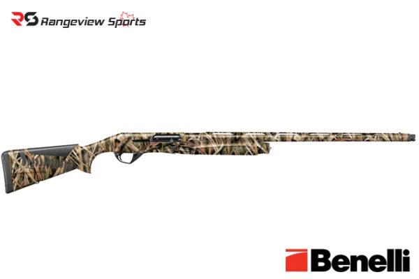 Benelli Super Black Eagle 3 Shotgun, Shadow Grass Blades 3 1:2″ 12 Ga 28″ Barrel Rangeviewsports Canada