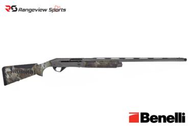 Benelli Super Black Eagle 3 Shotgun, Tungsten 3 1:2″ 12 Ga 28″ Barrel Rangeviewsports Canada