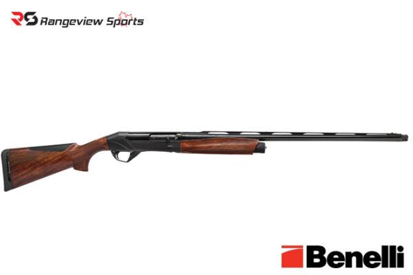 Benelli Super Black Eagle 3 Shotgun, Wood 3 1:2″ 12 Ga 28″ Barrel Rangeviewsports Canada