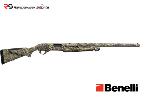Benelli Super Nova Shotgun, Max-5 Rangeviewsports Canada