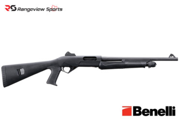 Benelli Super Nova Tactical Shotgun, Pistol Grip Rangeviewsports Canada