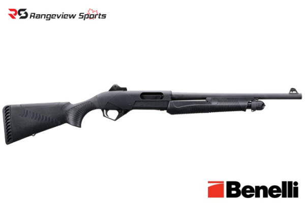 Benelli Super Nova Tactical Shotgun, Standard Stock Rangeviewsports Canada