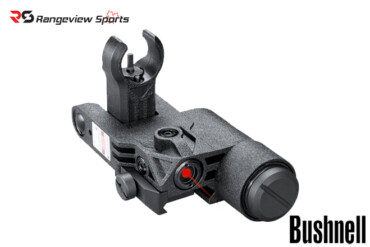 Bushnell Chase, Flip-up Sight with Laser Rangeviewsports Canada