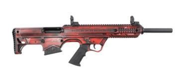 Hunt Group FD12 Bullpup Shotgun, Distressed Red 3″ 12Ga 20″ Barrel rangeview sports canada