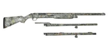 Mossberg 535 Shotgun 3-Barrel Combo, Mossy Oak Break-Up Country 3″ 12Ga