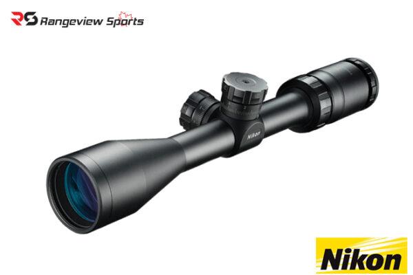 Nikon Riflescope P-Tactical .223 4-12X40 BDC600 Rangeviewsports Canada
