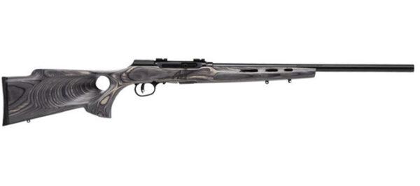 Savage A22 Target Thumbhole, 22lr, Laminate Grey rangeview sports canada