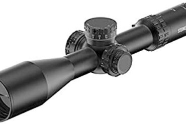 Steiner M7Xi Rifle Scope, 4-28x56mm FFP MSR2 Black