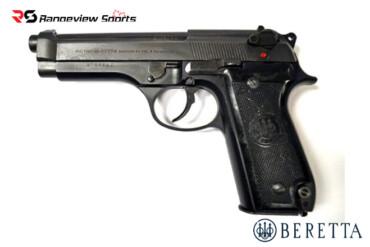 Beretta 92S Italian Police Surplus Rangeviewsports Canada