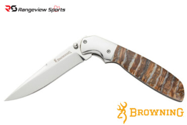 Browning Visual Effects Mammoth Tooth Tan Knife Rangeviewsports Canada