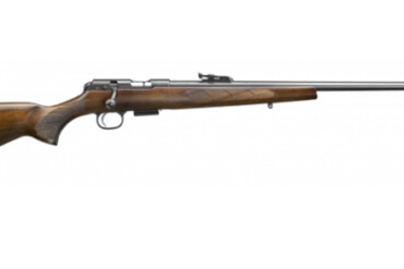 CZ 457 Lux Rimfire Rifle, 22 LR 24.8″Barrel rangeview sports canada