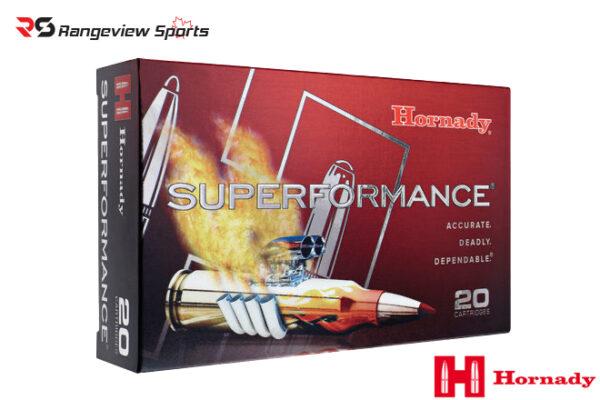 Hornady Superformance 6mm Creedmoor 90gr GMX – 20Rds Rangeviewsports Canada