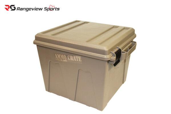 "MTM Ammo Crate Utility Box 19"" x 15.7"" x 13.4"" ACR1272 rangeviewsports canada"
