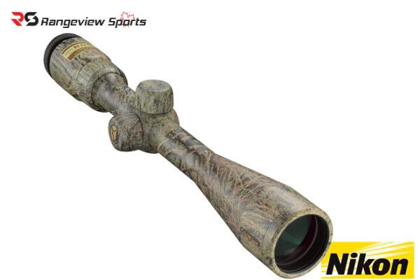 Nikon Coyote Special 4-12X40 Camo Brush BDC Scope Rangeviewsports Canada