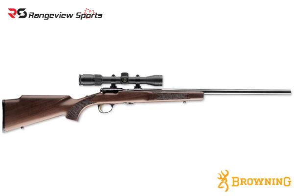 Browning T-Bolt Target-Varmint Rifle, 17 HMR rangeviewsports canada